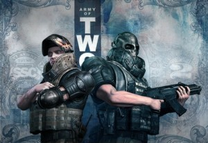Army of Two - Wall paper (Gamespot)