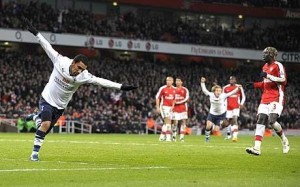 Lennon against Aresenal - http://www.telegraph.co.uk