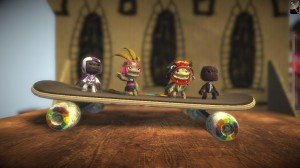 Little Big Planet - Scrrenshot from Gamespot