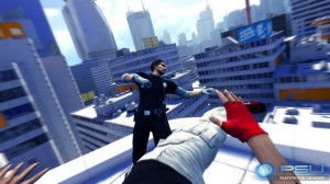 Mirrors Edge (Dice)