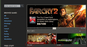 Steam wants you to bend over